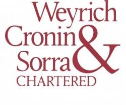 Weyrich Cronin & Sorra Chartered